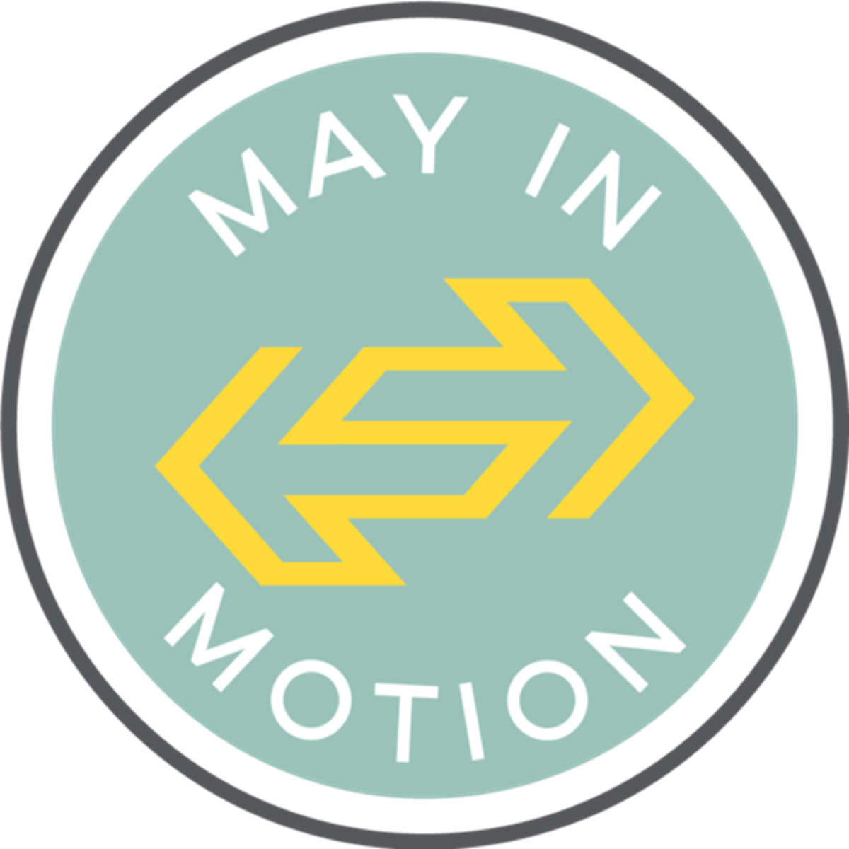 May in Motion logo