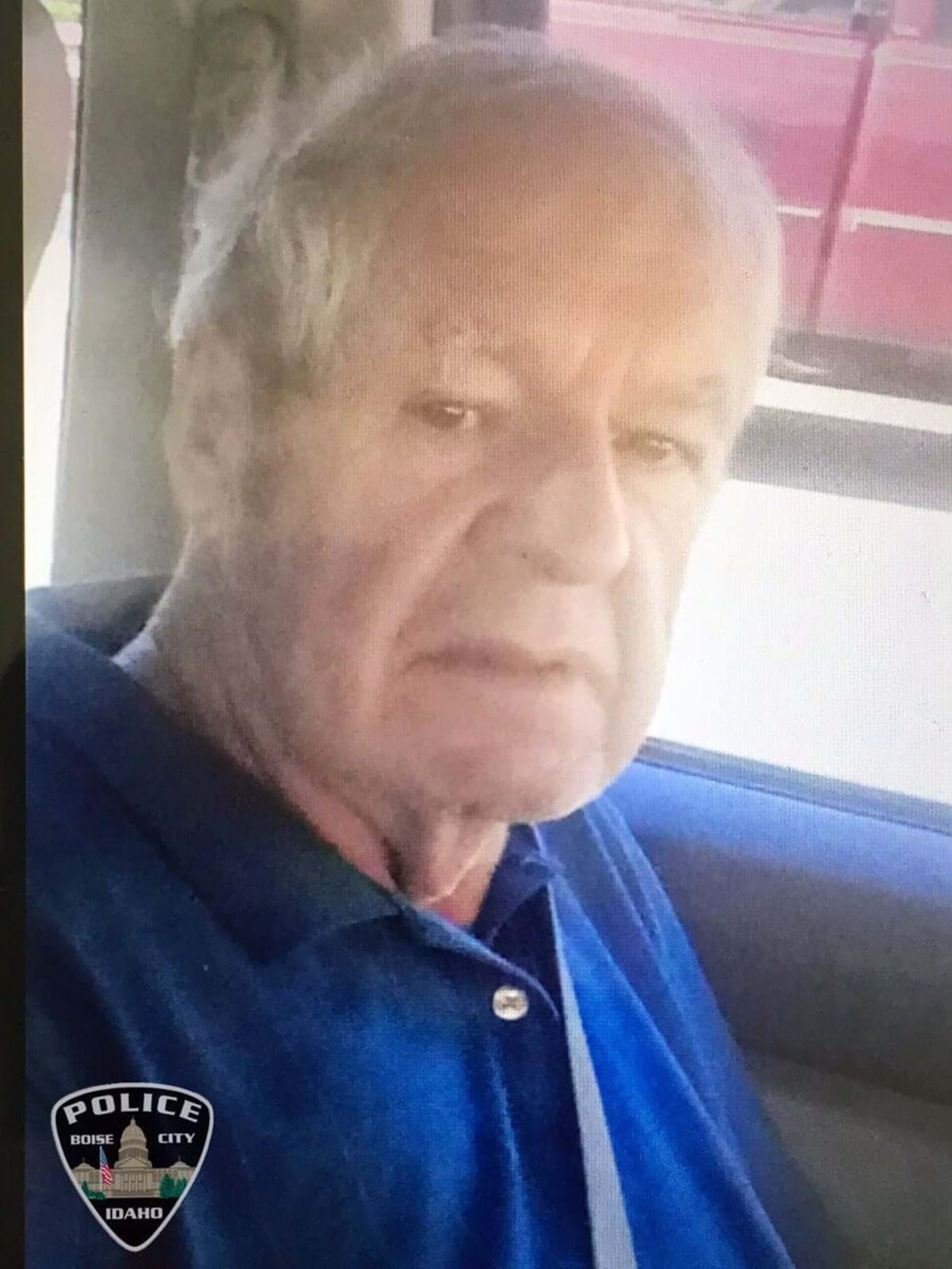 Paul left on a walk from the area of Fairview and Milwaukee about two hours ago. He was wearing a purple shirt and khaki pants.