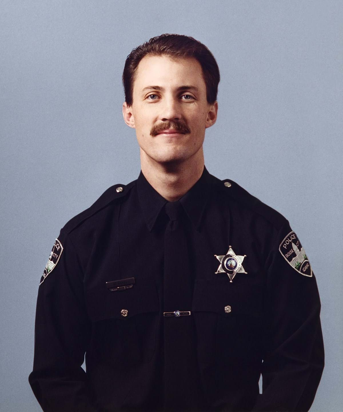 Officer Mark Stall