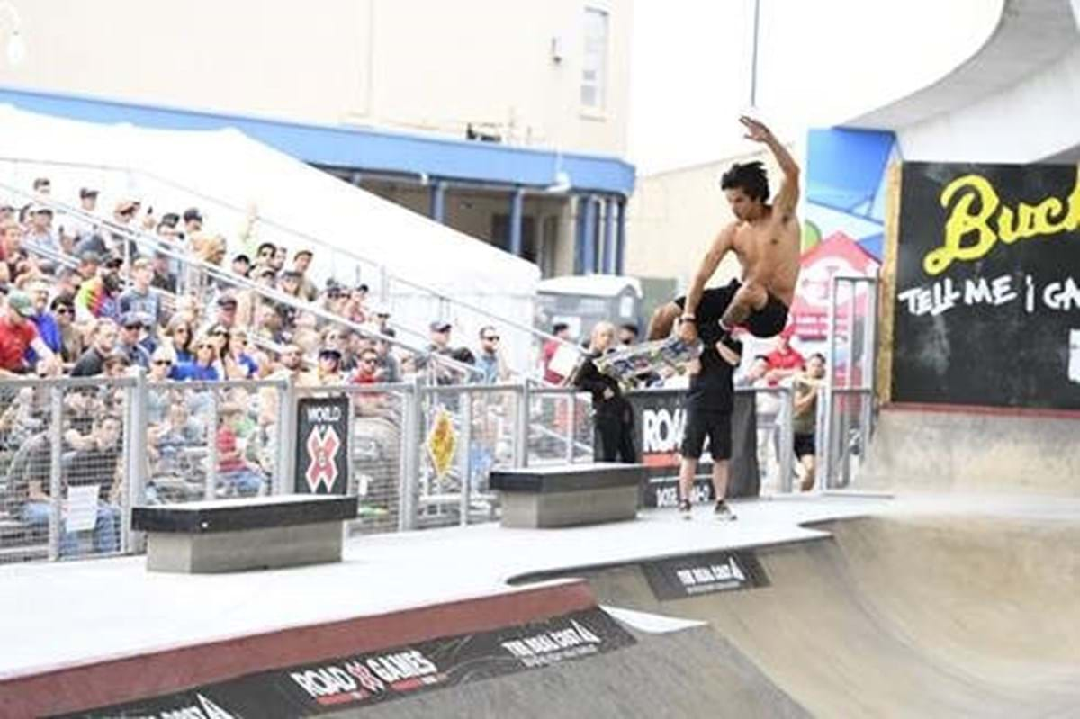 Top Skateboard and BMX Athletes Headed to Boise for Road to X Games